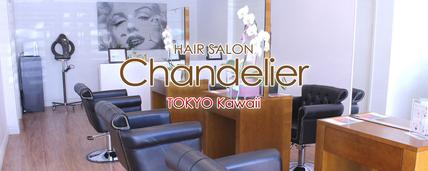 Chandelier Hair Salon